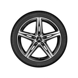 Mercedes-Benz 5-Speichen-Felge, C118, W177, W247, 18 Zoll