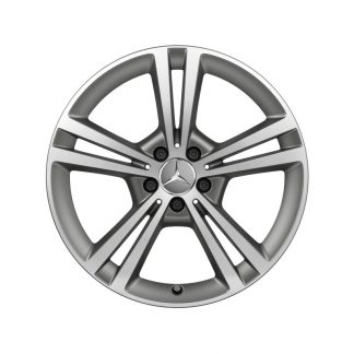 Mercedes-Benz 5-Doppelspeichen-Felge, C118, W177, W247, 19 Zoll