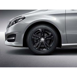 Mercedes-Benz 16 Zoll, 5-Doppelspeichen-Felge, A-Klasse, B-Klasse, CLA Coupé