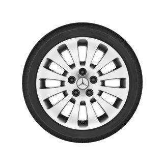 Mercedes-Benz 12-Speichen-Alufelge, Citan, 16 Zoll