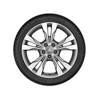 Mercedes-Benz 5-Doppelspeichen-Alufelge, Vito, V-Klasse, 447, 18 Zoll