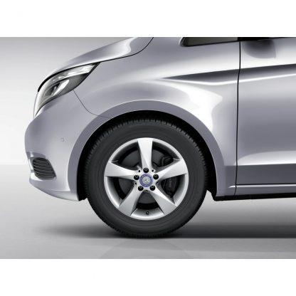 Mercedes-Benz 5-Speichen-Alufelge, Vito, V-Klasse, 447, 17 Zoll