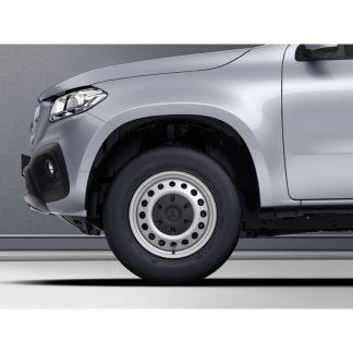 Mercedes-Benz Stahlfelge, X-Klasse, 17 Zoll