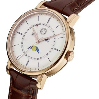 Mercedes Armbanduhr Herren, Classic Gold