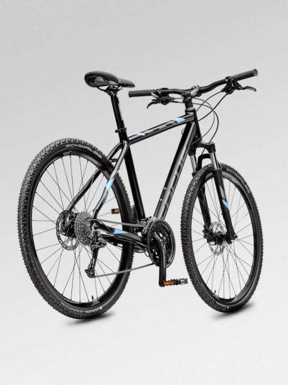 Mercedes Fitnessbike, Crater Lake, schwarz
