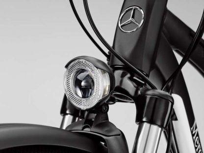 Mercedes-Benz Trekkingbike, Aventura, schwarz