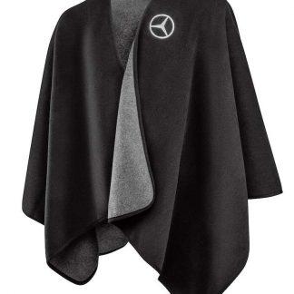 Mercedes-Benz Fleece-Ruana