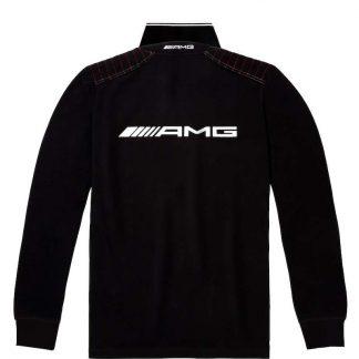 Poloshirt Mercedes AMG, Herren
