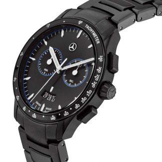Mercedes Chronograph Herren, Black Edition