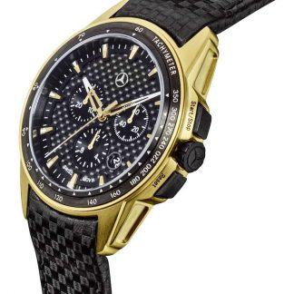Mercedes Chronograph, Motorsport, Gold Edition