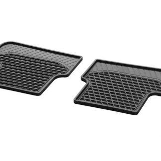 Allwetter Fußmatten CLASSIC, Fond, 2-teilig, A-Klasse, B-Klasse, CLA, GLA