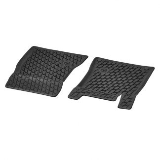 Mercedes-Benz Gummi Allwetter Fußmatten CLASSIC, Fahrer-/Beifahrermatte, 2-teilig, diverse Modelle