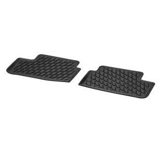 Gummi Allwetter Fußmatten CLASSIC, Fond, 2-teilig, diverse Modelle
