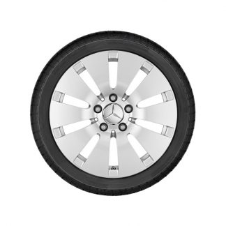 Mercedes-Benz Alufelge, C-Klasse, 17 Zoll, 10-Loch-Design