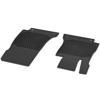 Allwetter Fußmatten CLASSIC, Fahrer-/Beifahrermatte, CLS, E-Klasse