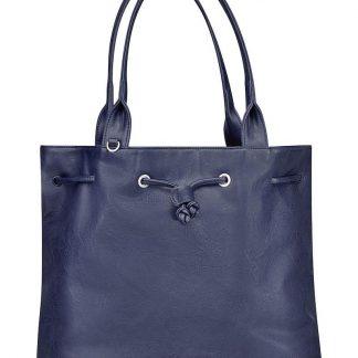 Handtasche mit Sternprägung