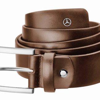 Mercedes-Benz Gürtel, Herren, braun