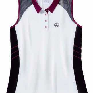 Golf-Poloshirt Mercedes-Benz, Damen