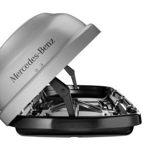 Mercedes-Benz Dachbox 330, beidseitig öffnend