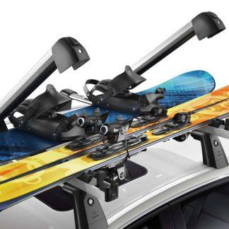 Ski- und Snowboardträger Mercerdes-Benz, Standard