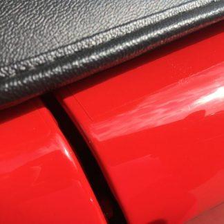 Ladekanten-Schutzfolie für Mercedes X-Klasse