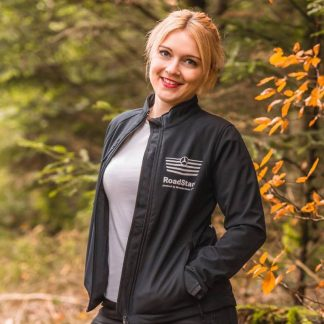 Damen Softshell Jacke Mercedes 'Road Stars'