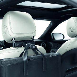 Mercedes-Benz Taschenhaken, Style & Travel Equipment für Kopfstützen, diverse Modelle