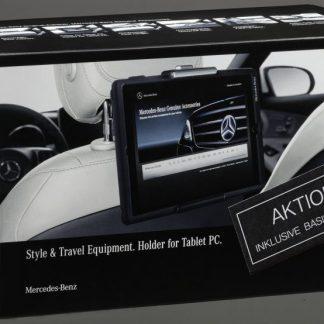Mercedes-Benz Halter für Tablet PC (Kopfstütze), inklusive gratis Basisträger, Sonderaktion