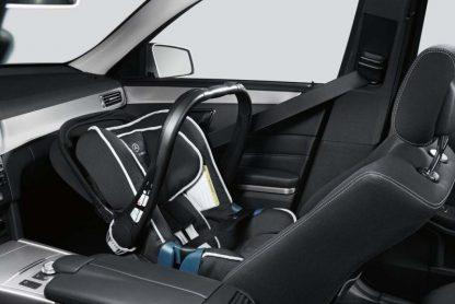 Mercedes-Benz Kindersitz BABY-SAFE plus II, mit ISOFIX und AKSE, USA