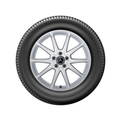 Alufelge Mercedes-Benz, 18 Zoll, GLE, 5-Doppelspeichen Design