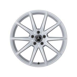 Alufelge Mercedes-Benz GLE V167, 19 Zoll, 10-Speichen Design, Hybridantriebe