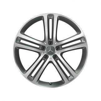 Alufelge Mercedes-Benz GLE, 20 Zoll, 5-Doppelspeichen Design