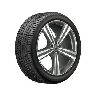 Alufelge Mercedes-Benz GLE, 21 Zoll, 5-Speichen Design