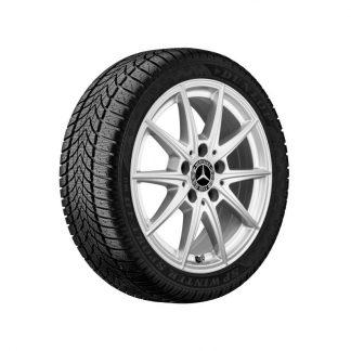 Alufelge Mercedes-Benz, 5-Speichen-Design, C118, W177, W247, 17 Zoll