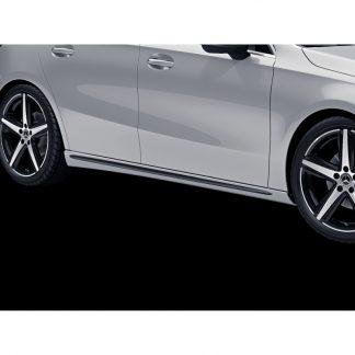 Mercedes-Benz A-Klasse, Seitenschwellerverkleidung, Carbon-Style, V177, W177