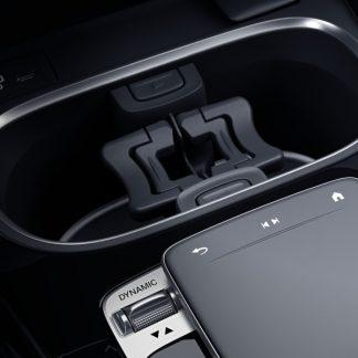 Mercedes-Benz Getränkehalter 0,5L, Mittelkonsole für Fahrzeuge mit DCT-Getriebe, diverse Modelle