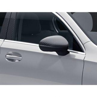 Mercedes-Benz , Außenspiegel-Kappe, Carbon-Style, A-Klasse W177, V177