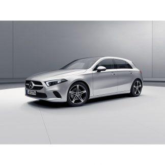 Mercedes-Benz A-Klasse, Modellauto mojavesilber, W177, Maßstab 1:43