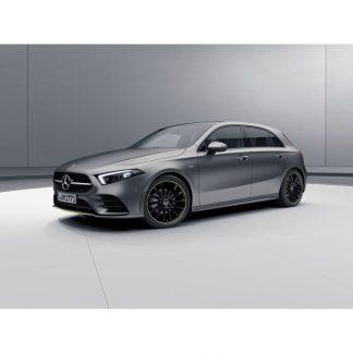 Mercedes-Benz A-Klasse, Modellauto mountaingrau, W177, Maßstab 1:18