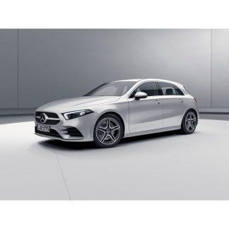 Mercedes-Benz A-Klasse, Modellauto digitalweiß, W177, Maßstab 1:18