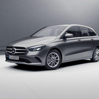 Mercedes-Benz B-Klasse, W247, Modellauto mountaingrau, Maßstab 1:43