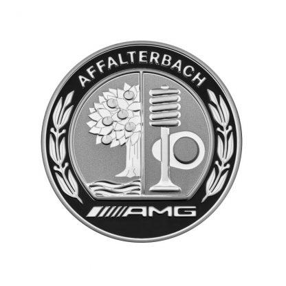 AMG Radnabendeckel, mit AMG Wappen
