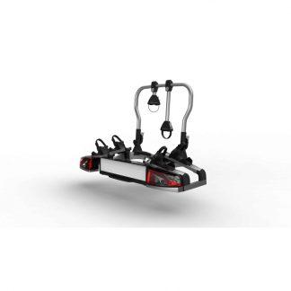 Mercedes-Benz Heckfahrradträger für Anhängevorrichtung, klappbar, 2 Fahrräder, ECE