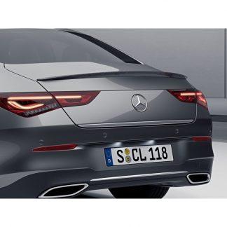 Mercedes-Benz, CLA C118, Heckspoiler, Carbon-Style