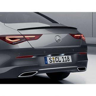 Mercedes-Benz, CLA C118, Heckspoiler grundiert