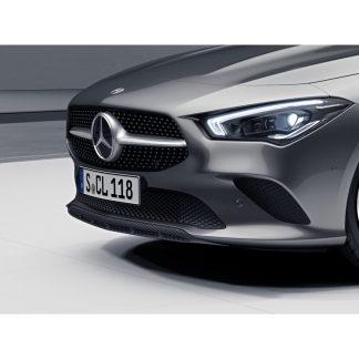 Mercedes-Benz, CLA C118, Frontschürzenspoilerlippe, Carbon-Style