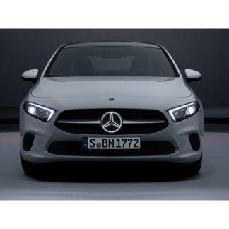Mercedes-Benz Mercedes Stern beleuchtet, Dekorteil, USA/CAN, diverse Modelle