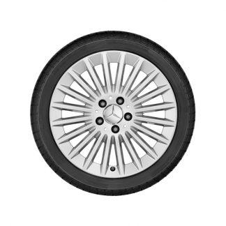 Mercedes-Benz Vielspeichen-Felge, A205, C205, S205, W205, 17 Zoll