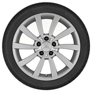 Mercedes-Benz 17 Zoll Alufelge, CLS, 10-Speichen Design