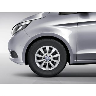 16 Zoll Mercedes-Benz Sommerkompletträder Satz, Vito, V-Klasse, 10-Speichen Design